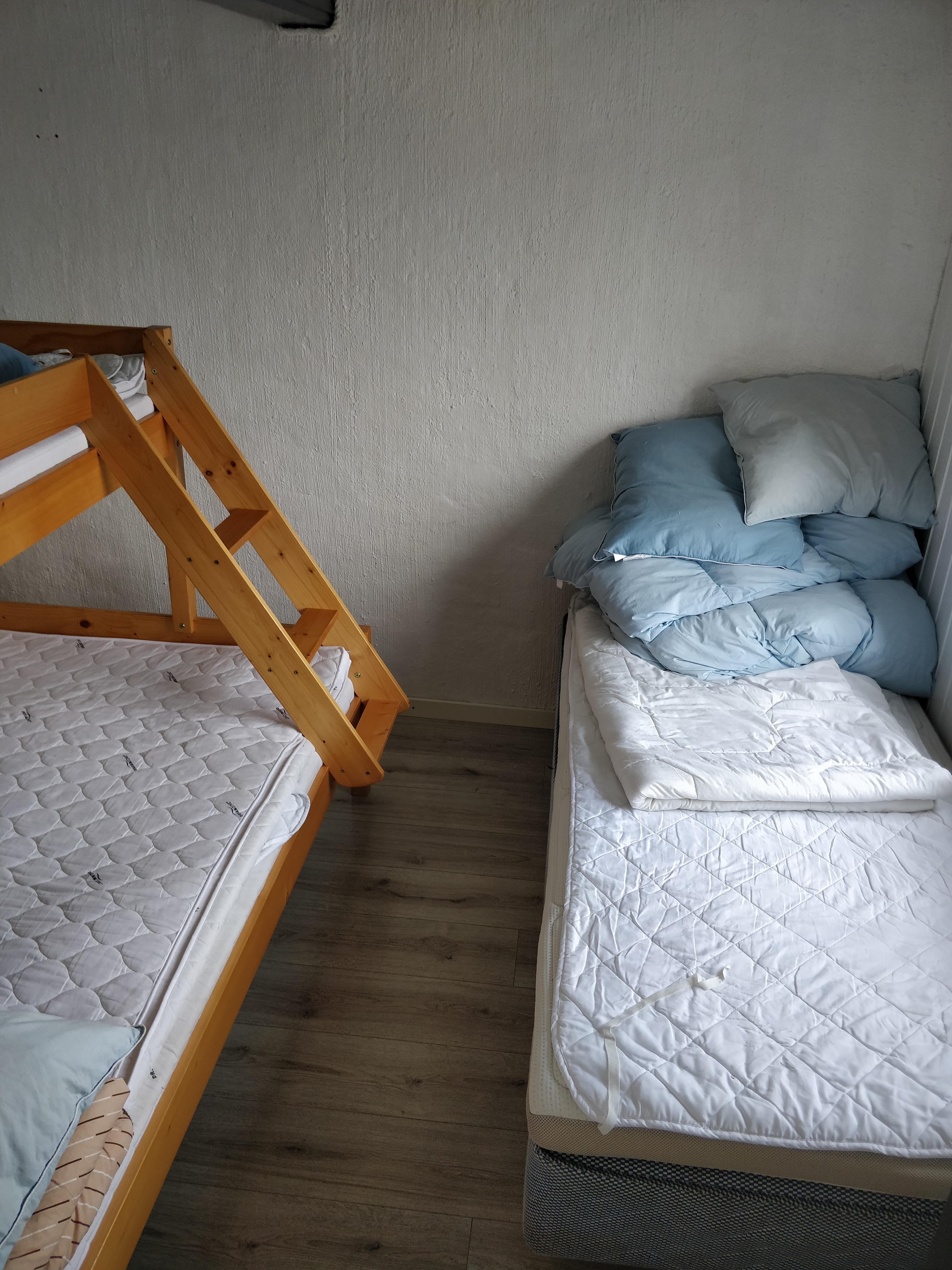 lejlighed 2 soveværelse