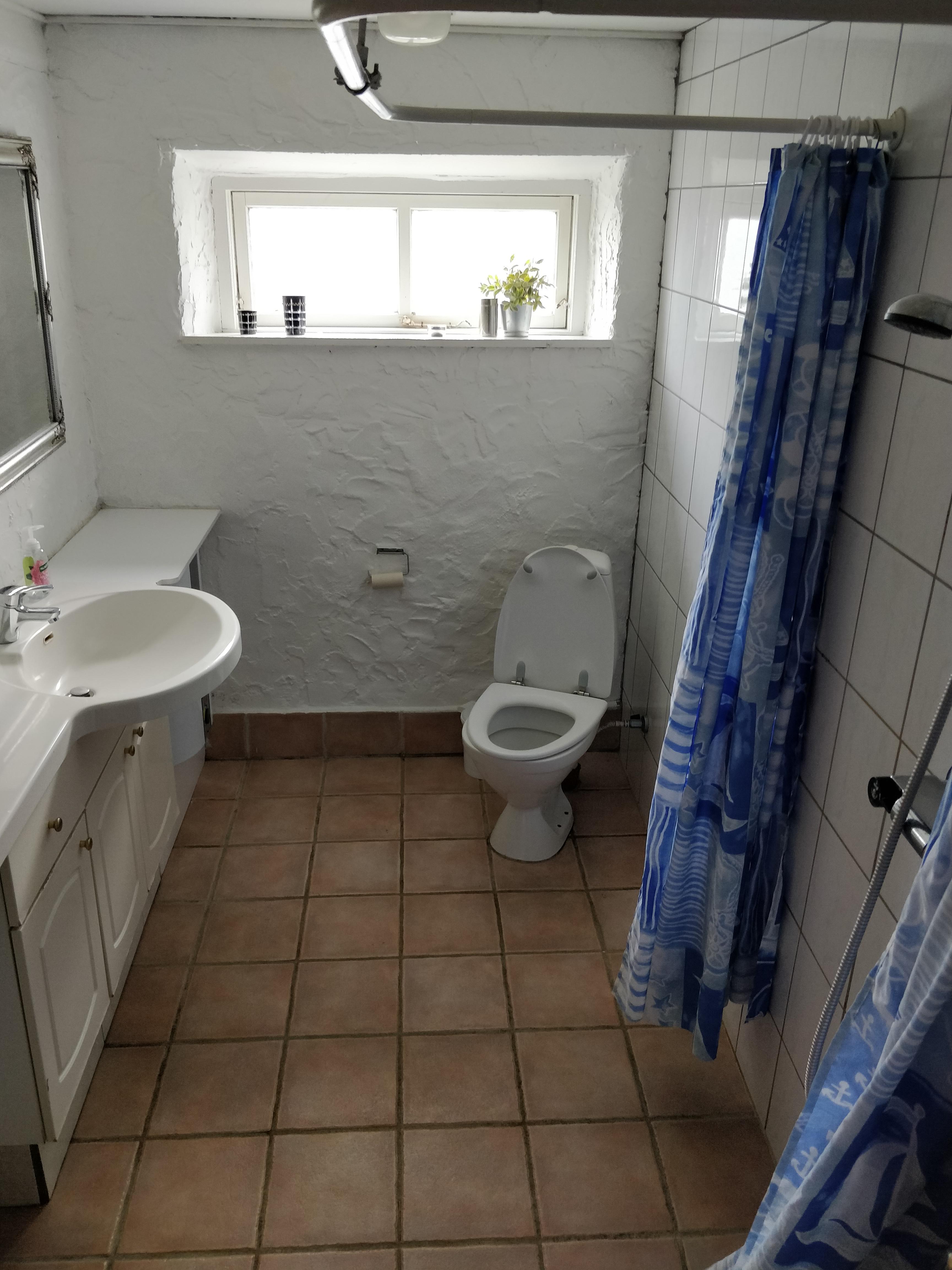 lejlighed badeværelse