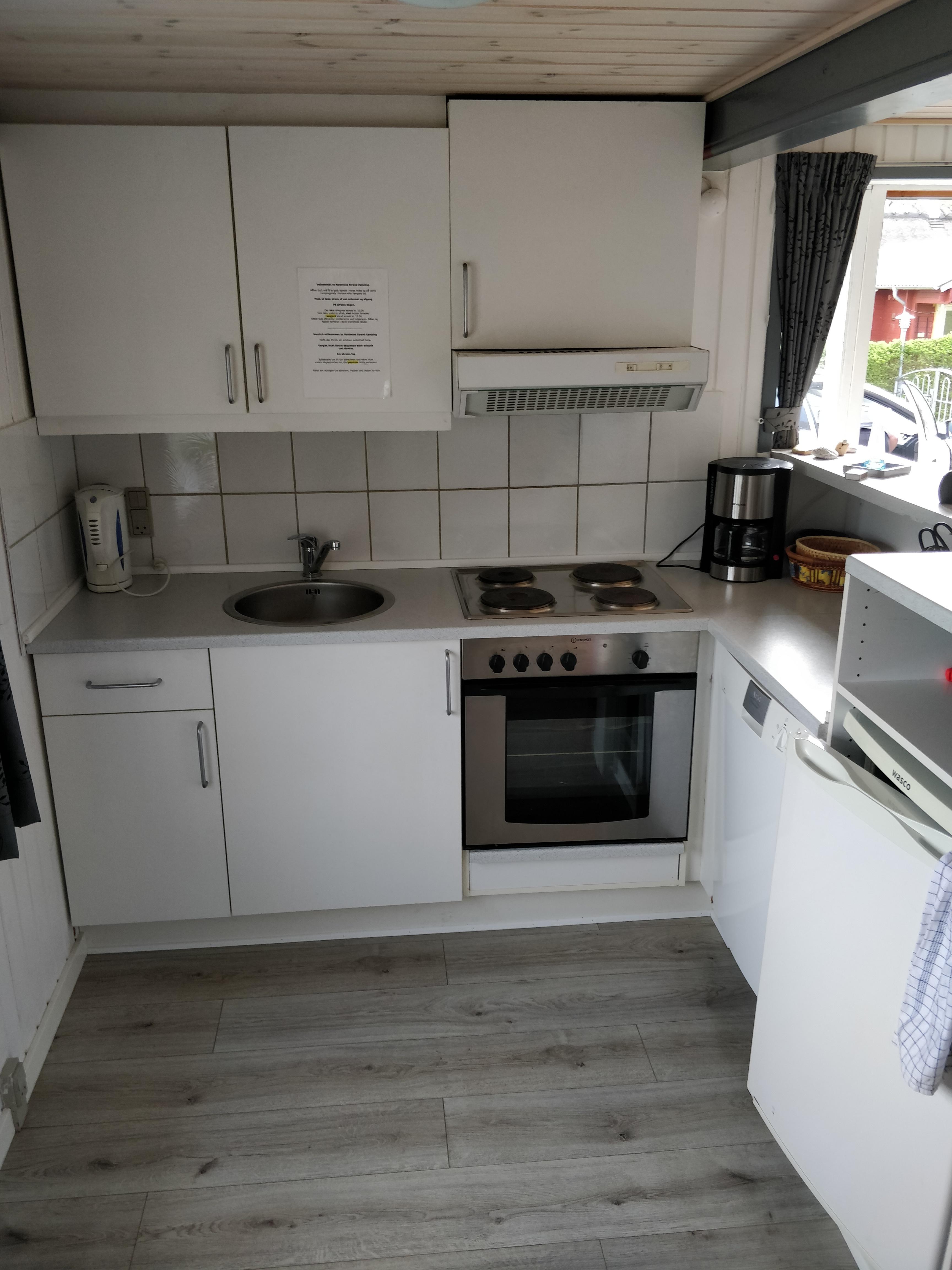 lejlighed køkken